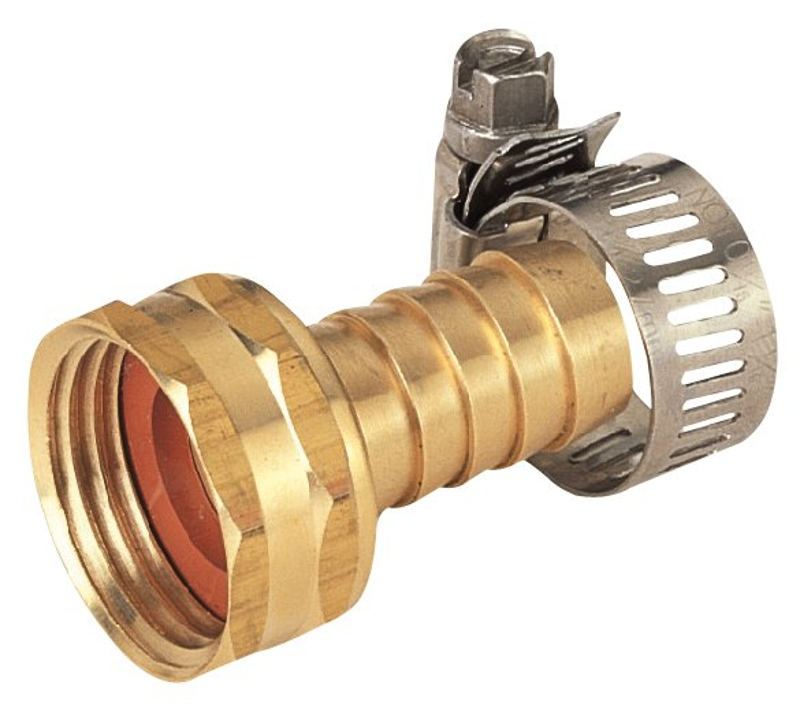 Landscapers Select GB958F3L Hose Coupling, Brass - CBS BAHAMAS LTD