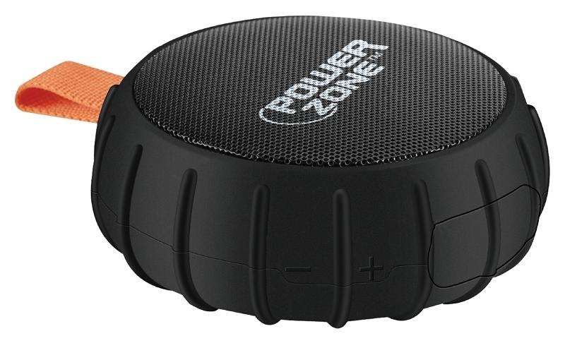 PowerZone KL-032BS Water Resistant Portable Wireless Speaker - CBS BAHAMAS LTD