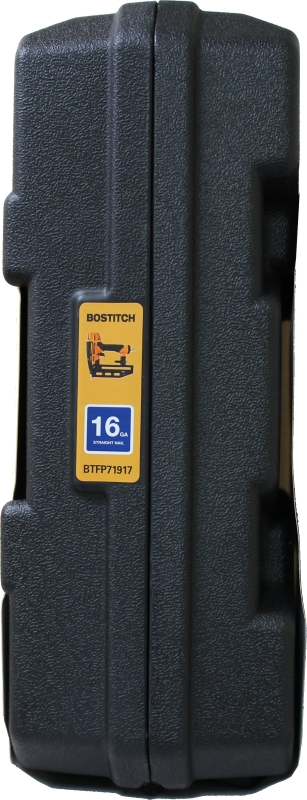 Main 3 - Bostitch BTFP71917 Smart Point 16-Gauge Straight Finish Nailer Kit - CBS BAHAMAS LTD