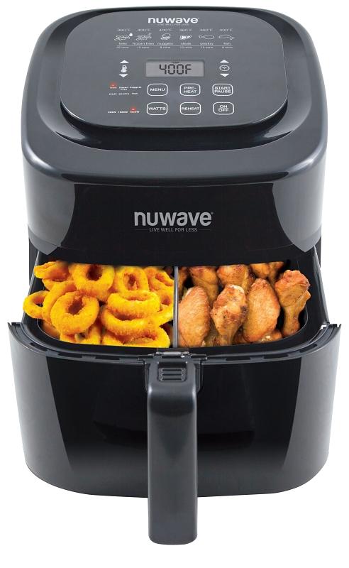 NuWave 37061 Brio Air Fryer, LED Touch Panel, 1800W, 7.25 Quart - CBS BAHAMAS LTD