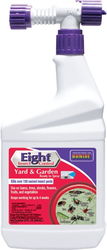 Bonide 426 Insect Control, 1 qt Bottle - CBS BAHAMAS LTD