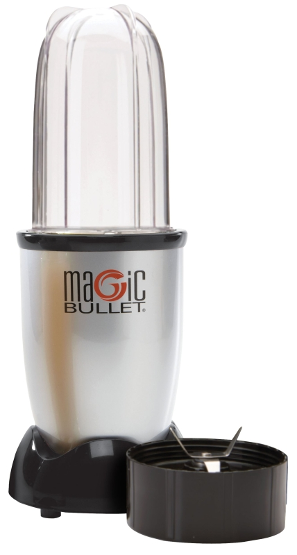 Magic Bullet Personal Blender, Silver - CBS BAHAMAS LTD
