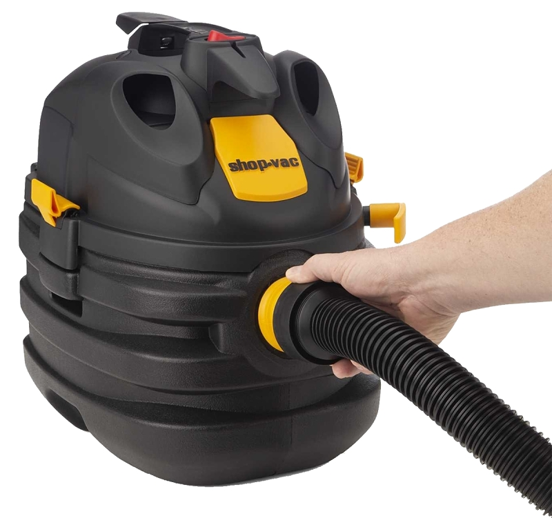 Shop-Vac 5875700 Wet/Dry Vacuum, 6 HP, 5 Gal Tank - CBS BAHAMAS LTD