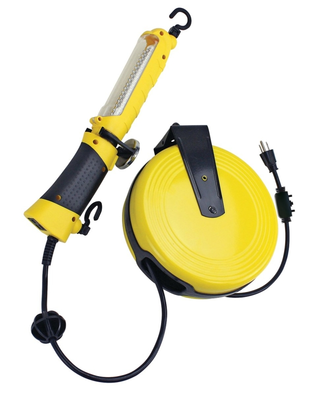 PowerZone ORCRTLLED526 Work Light, 120 Lumens, LED Lamp - CBS BAHAMAS LTD